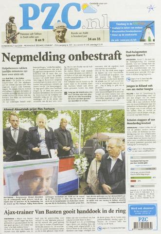 Provinciale Zeeuwse Courant 2009-05-07