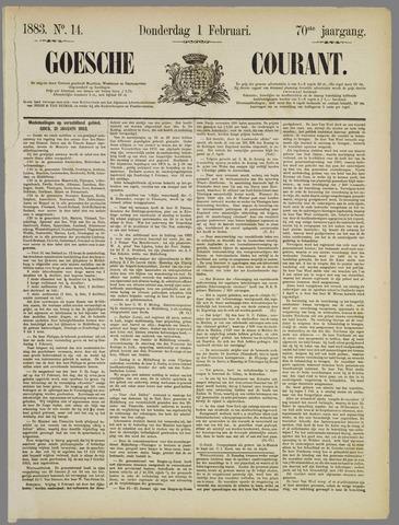 Goessche Courant 1883-02-01