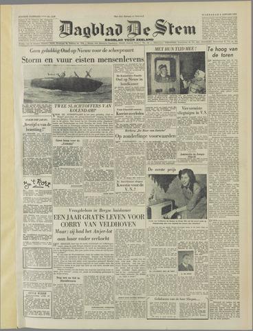 de Stem 1952