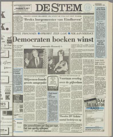 de Stem 1986-11-05