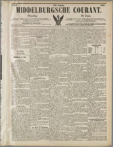 Middelburgsche Courant 1903-06-16