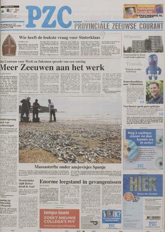 Provinciale Zeeuwse Courant 2006-09-30