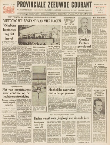 Provinciale Zeeuwse Courant 1965-12-29