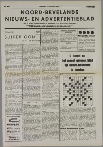 Noord-Bevelands Nieuws- en advertentieblad 1979-09-20