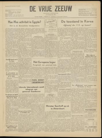de Vrije Zeeuw 1953-01-05