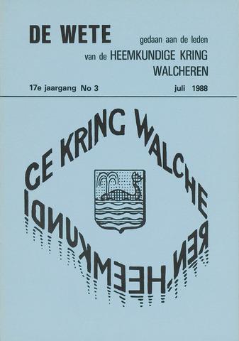 de Wete 1988-07-01