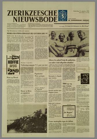 Zierikzeesche Nieuwsbode 1972-08-31