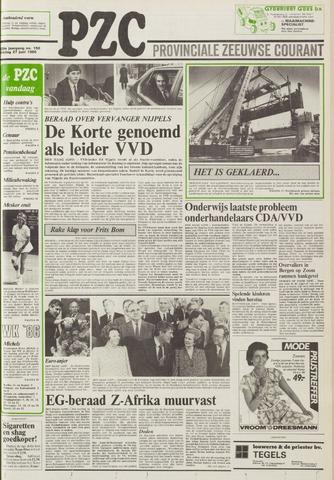 Provinciale Zeeuwse Courant 1986-06-27