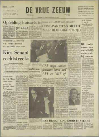 de Vrije Zeeuw 1971-03-30
