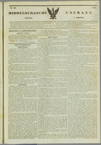 Middelburgsche Courant 1846-08-08