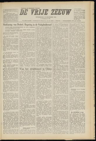 de Vrije Zeeuw 1948-12-30