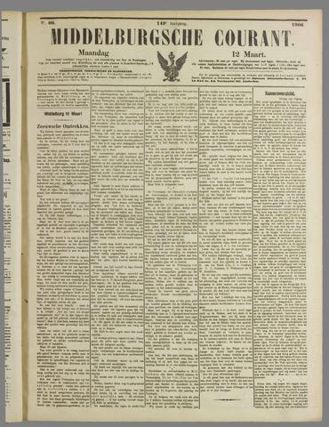 Middelburgsche Courant 1906-03-12