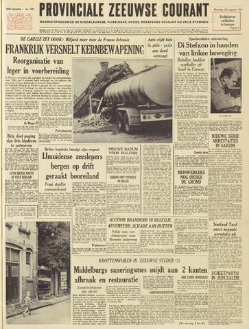 Provinciale Zeeuwse Courant 1963-08-26