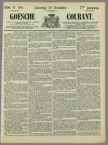 Goessche Courant 1890-12-20