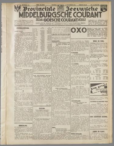 Middelburgsche Courant 1933-11-17