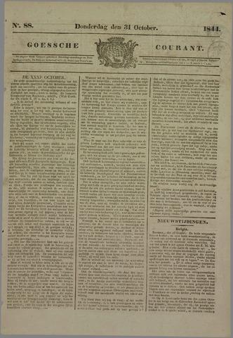 Goessche Courant 1844-10-31