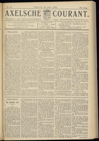 Axelsche Courant 1930-05-30