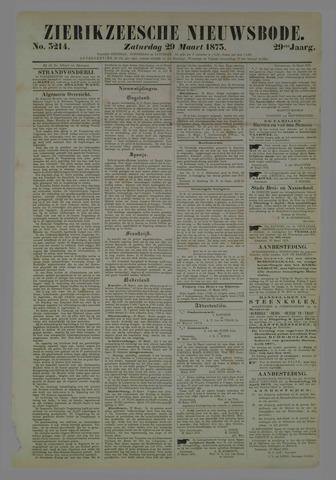 Zierikzeesche Nieuwsbode 1873-03-29
