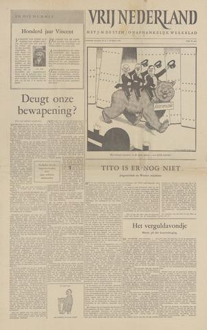 Watersnood documentatie 1953 - kranten 1953-03-28