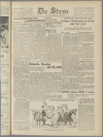 de Stem 1946-03-02