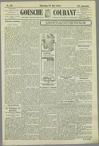 Goessche Courant 1924-05-31