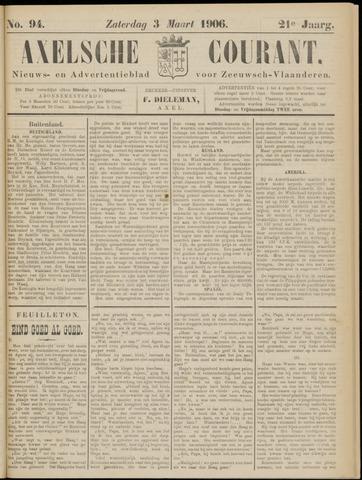 Axelsche Courant 1906-03-03