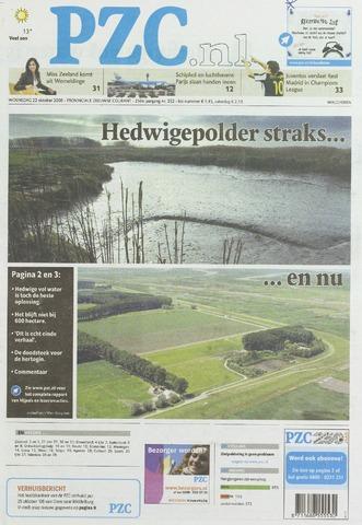 Provinciale Zeeuwse Courant 2008-10-22