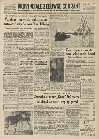 Provinciale Zeeuwse Courant 1956-09-06