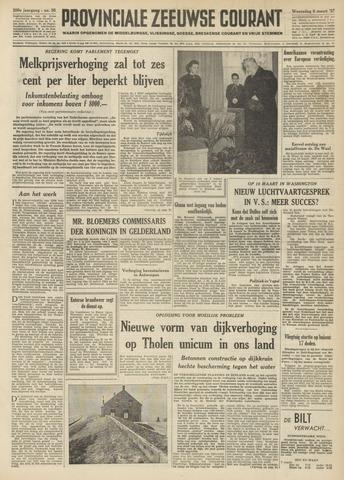 Provinciale Zeeuwse Courant 1957-03-06