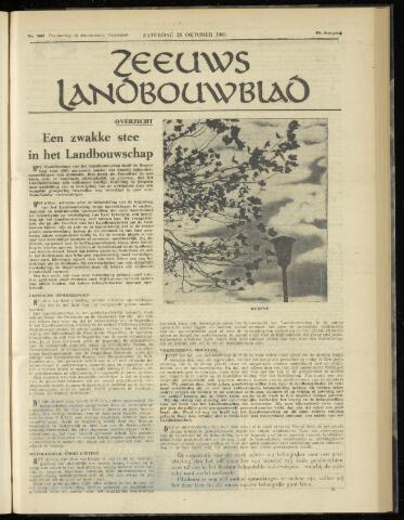 Zeeuwsch landbouwblad ... ZLM land- en tuinbouwblad 1961-10-28
