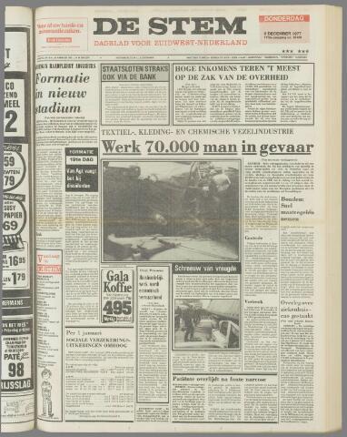 de Stem 1977-12-08