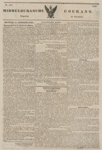 Middelburgsche Courant 1844-12-24