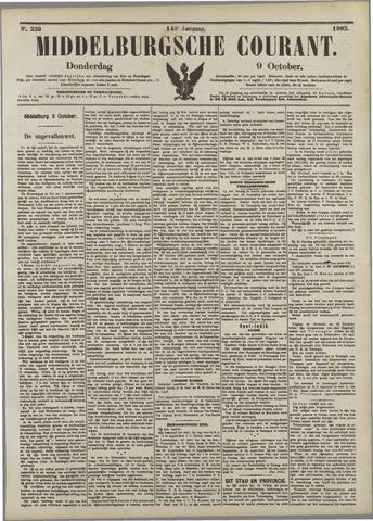 Middelburgsche Courant 1902-10-09