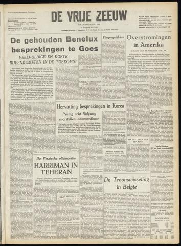 de Vrije Zeeuw 1951-07-16