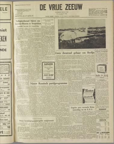 de Vrije Zeeuw 1961-07-29