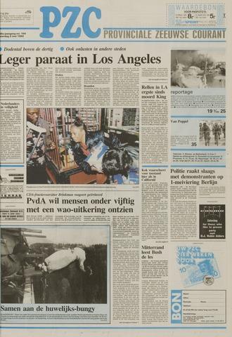 Provinciale Zeeuwse Courant 1992-05-02