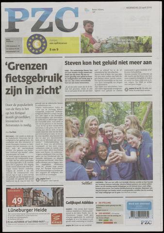 Provinciale Zeeuwse Courant 2014-04-23