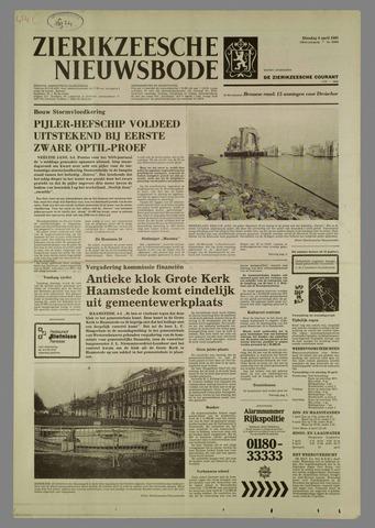 Zierikzeesche Nieuwsbode 1982-04-06