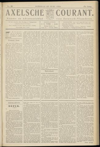 Axelsche Courant 1931-06-23