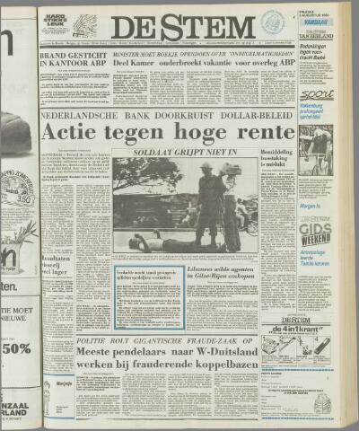 de Stem 1983-08-05