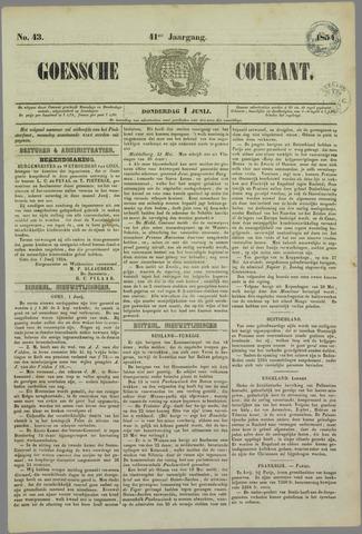 Goessche Courant 1854-06-01