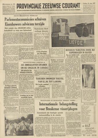 Provinciale Zeeuwse Courant 1957-08-16