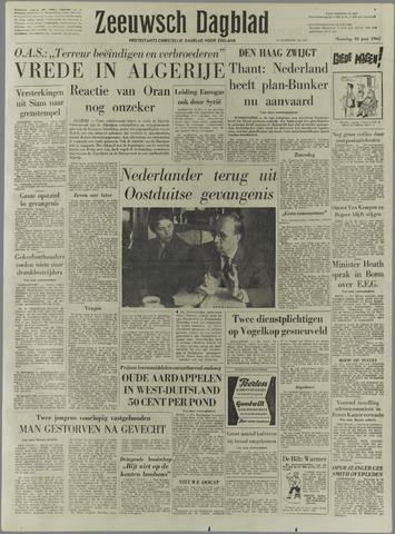 Zeeuwsch Dagblad 1962-06-18