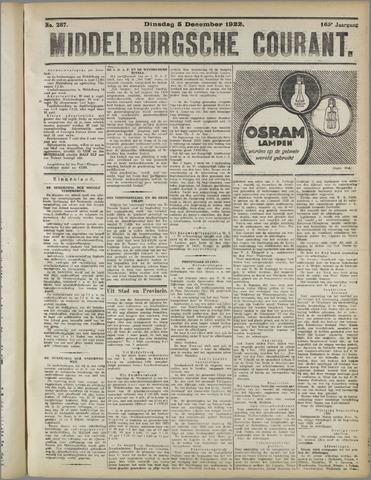 Middelburgsche Courant 1922-12-05
