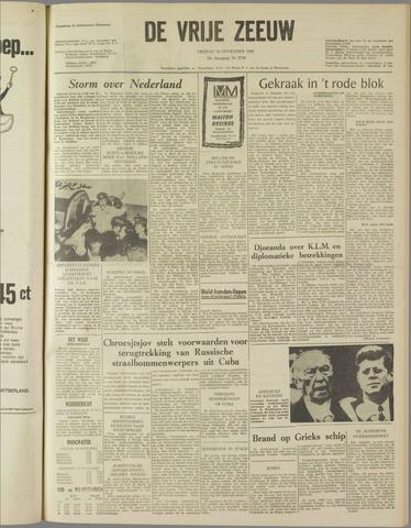 de Vrije Zeeuw 1962-11-16
