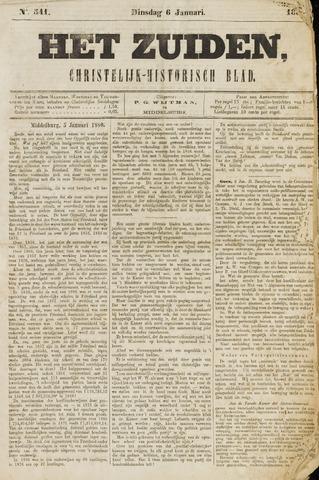 Het Zuiden, Christelijk-historisch blad 1880-01-06