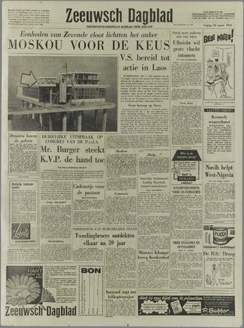 Zeeuwsch Dagblad 1961-03-24