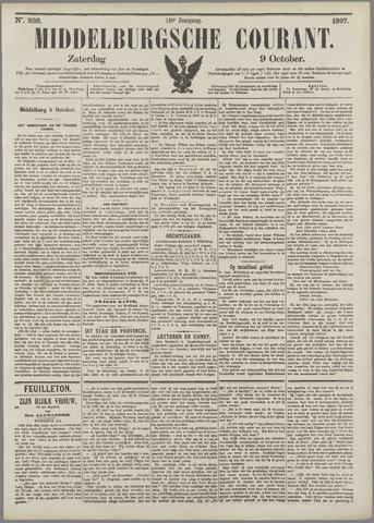 Middelburgsche Courant 1897-10-09