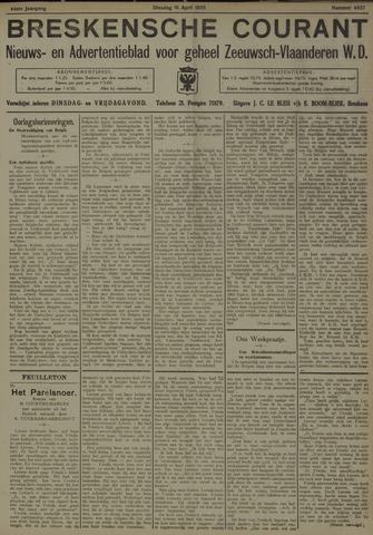Breskensche Courant 1935-04-16