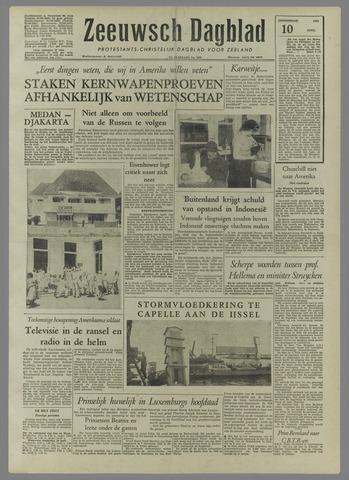Zeeuwsch Dagblad 1958-04-10